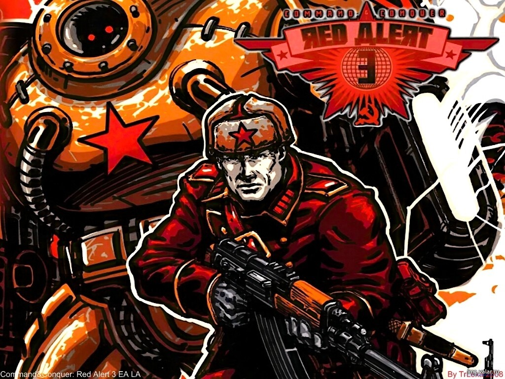 Games Wallpaper: Command and Conquer - Red Alert 3