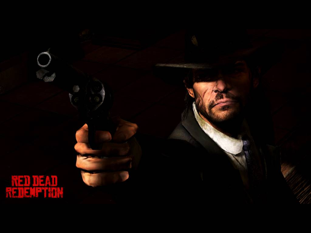 Games Wallpaper: Red Dead Redemption