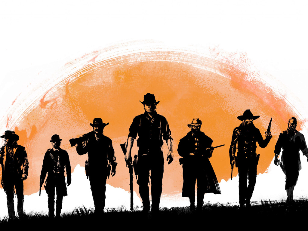 Games Wallpaper: Red Dead Redemption 2