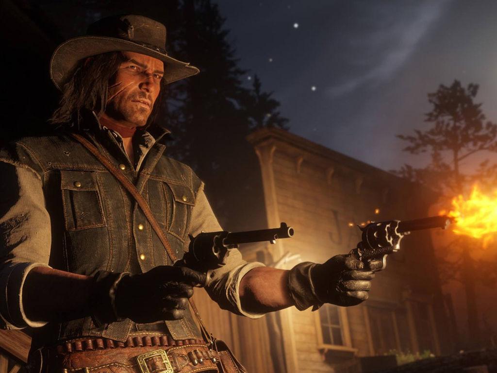 Games Wallpaper: Red Dead Redemption 2