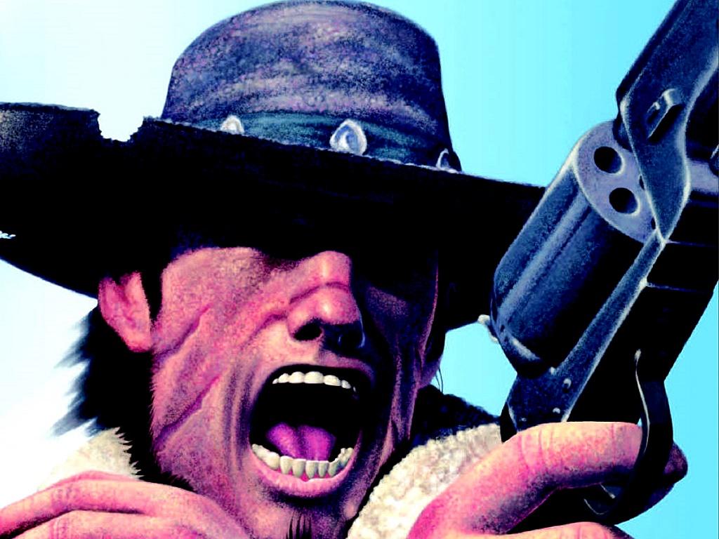 Games Wallpaper: Red Dead Revolver