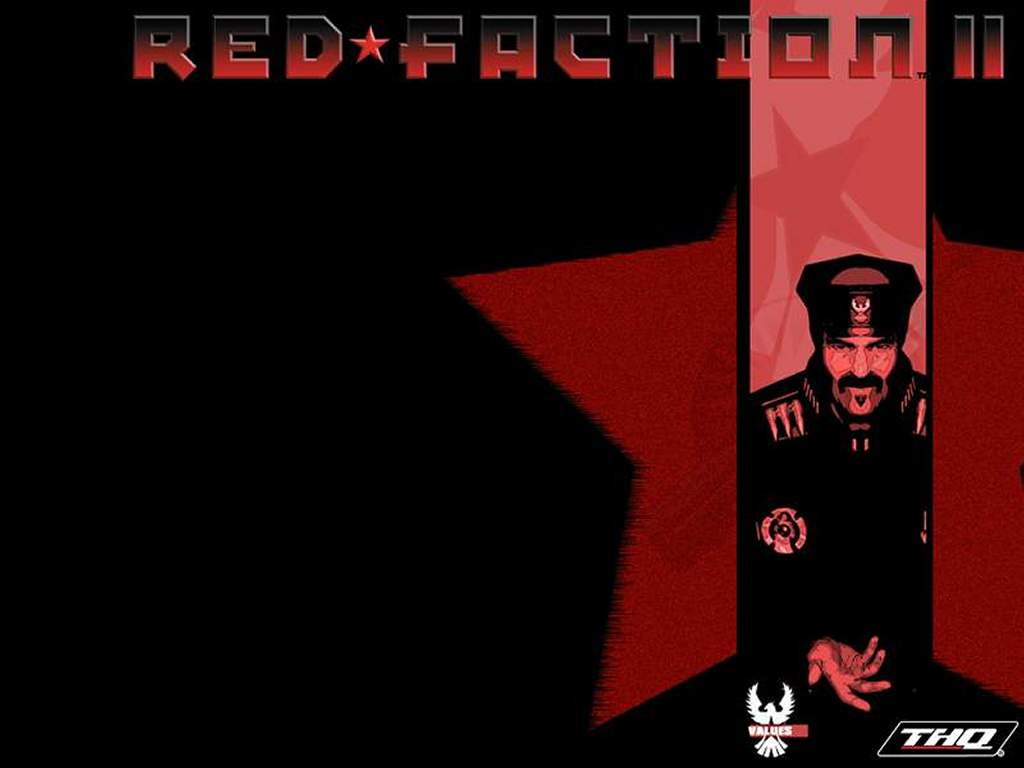 Games Wallpaper: Red Faction 2