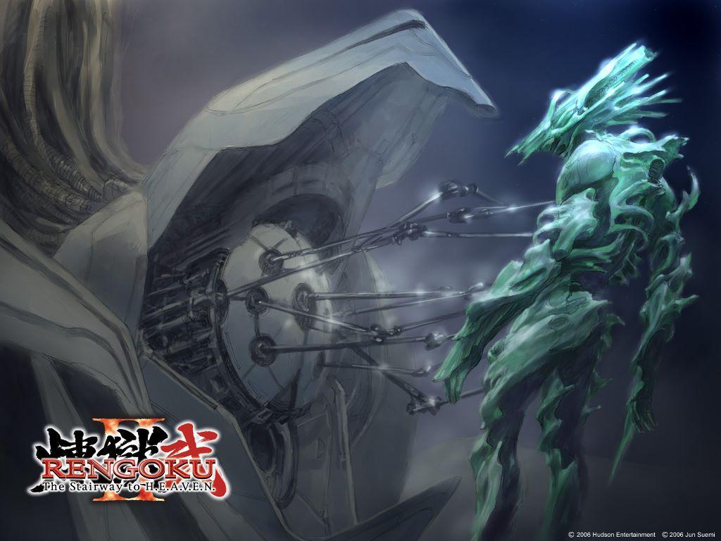 Games Wallpaper: Rengoku II