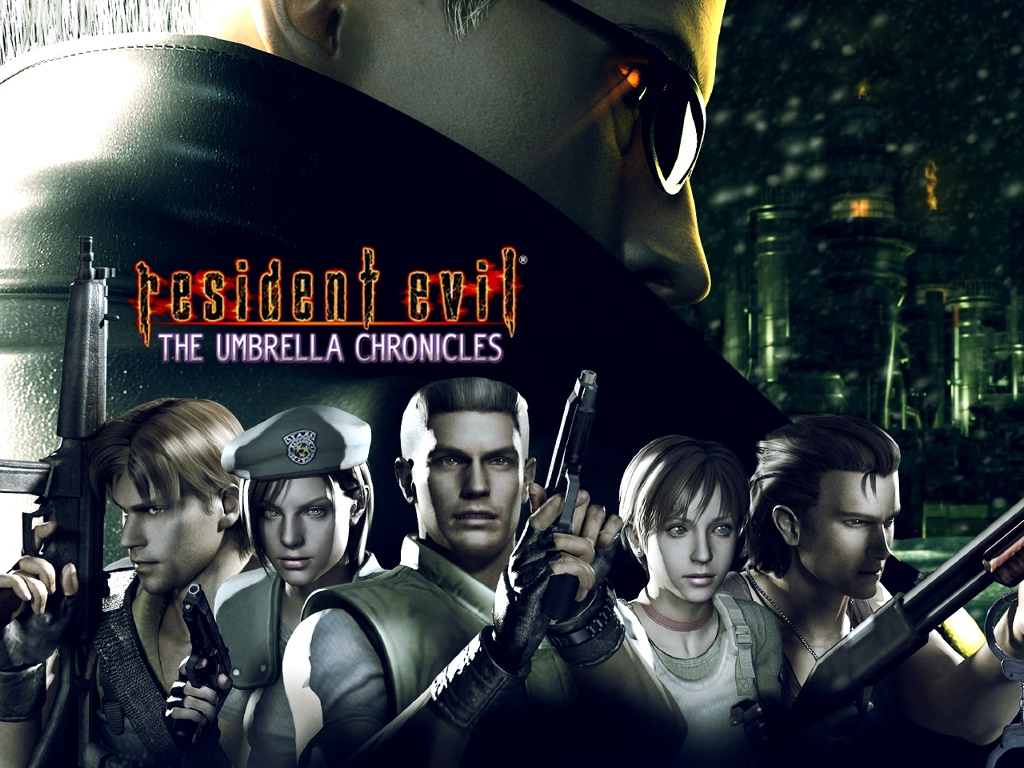 Games Wallpaper: Resident Evil - Umbrella Chronicles
