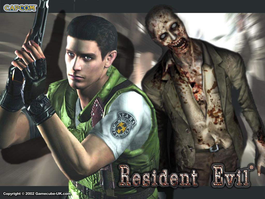 Games Wallpaper: Resident Evil