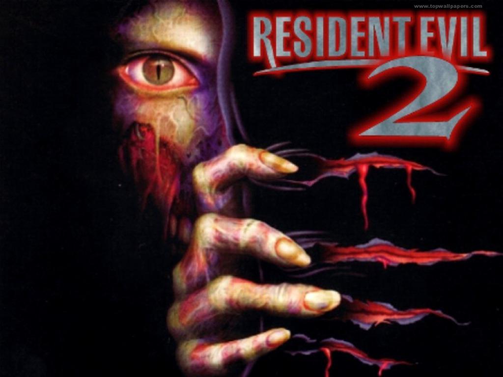 Games Wallpaper: Resident Evil 2