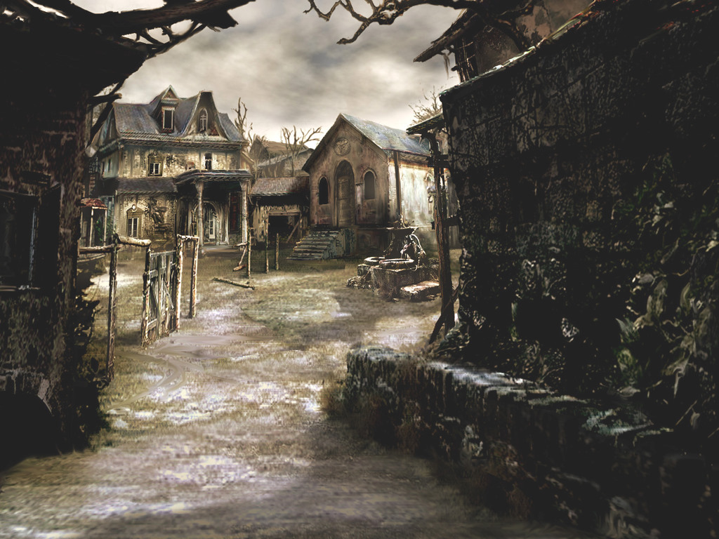 Games Wallpaper: Resident Evil 4