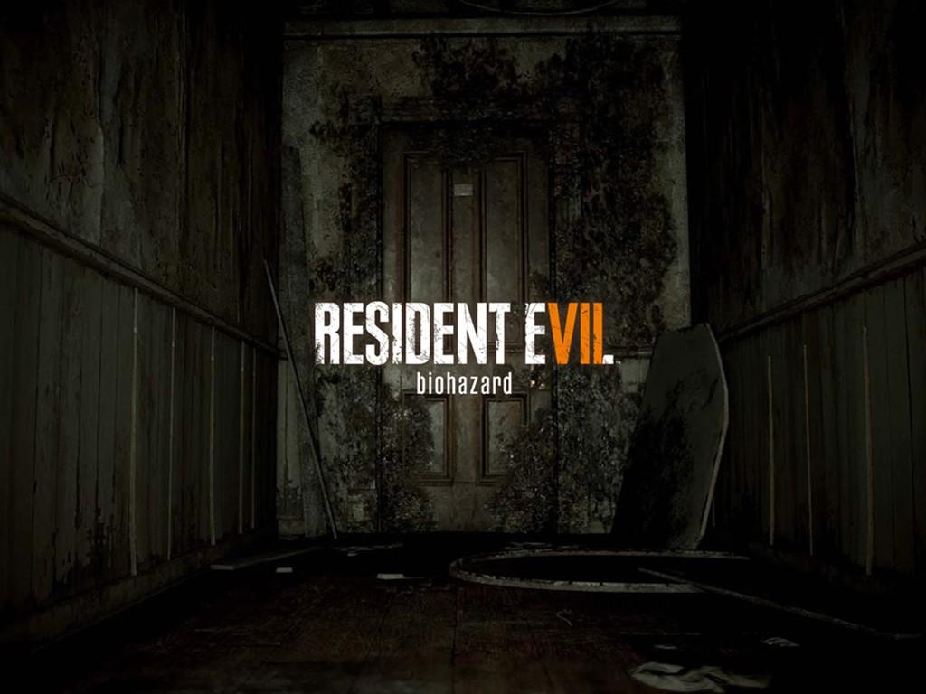 Games Wallpaper: Resident Evil 7