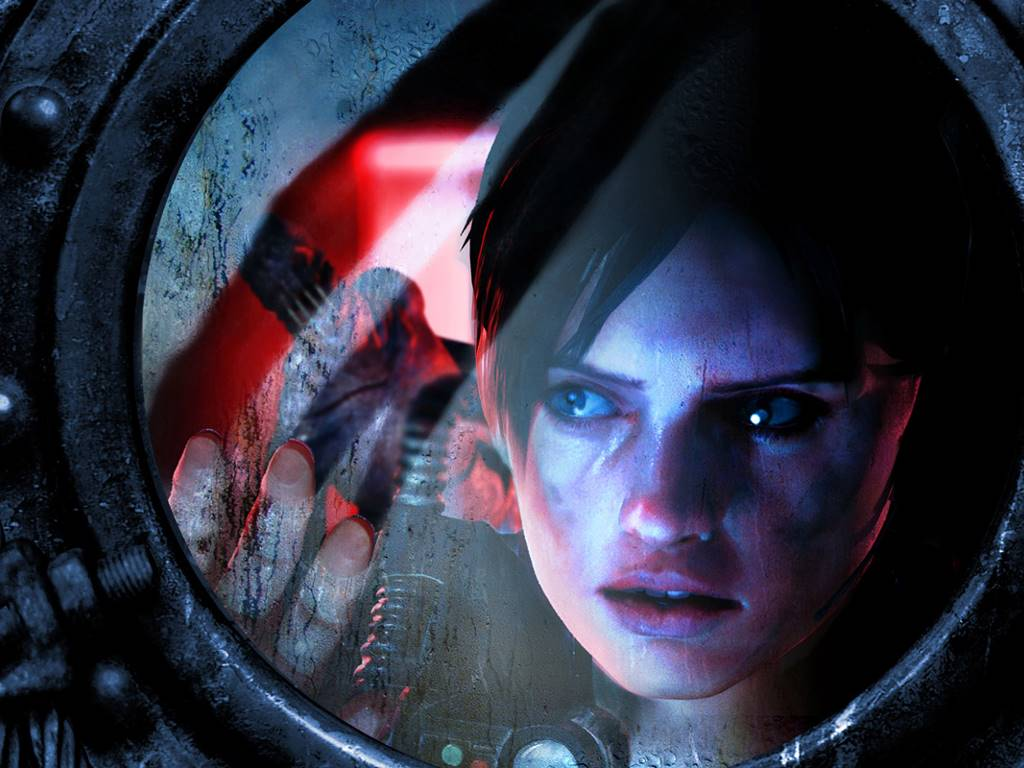 Games Wallpaper: Resident Evil Revelations