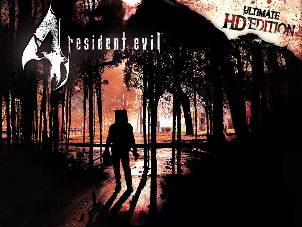 Games Wallpaper: Resident Evil 4 - Ultimate HD Edition