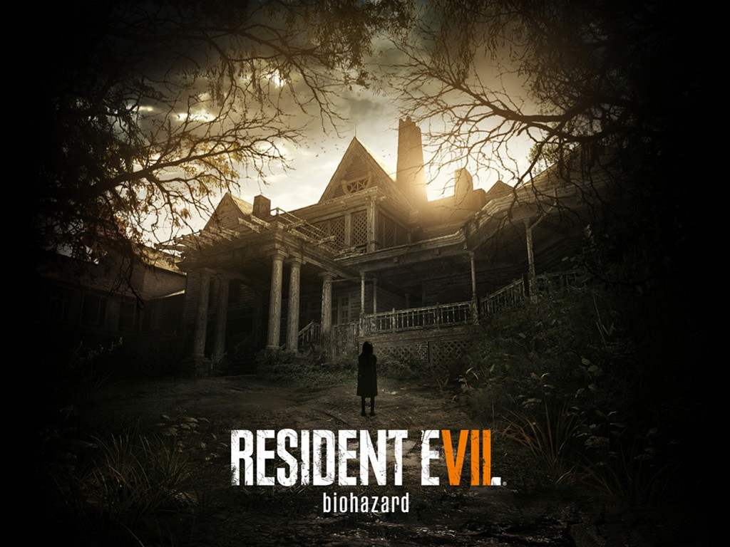 Games Wallpaper: Resident Evil 7