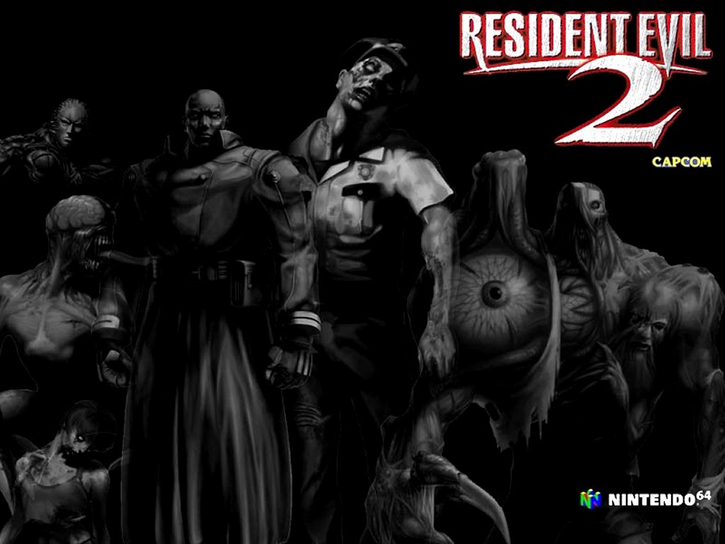 Games Wallpaper: Resident Evil