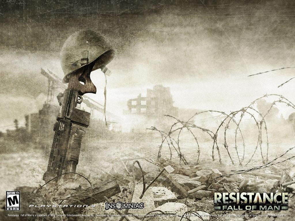 Games Wallpaper: Resistance - Fall of Man
