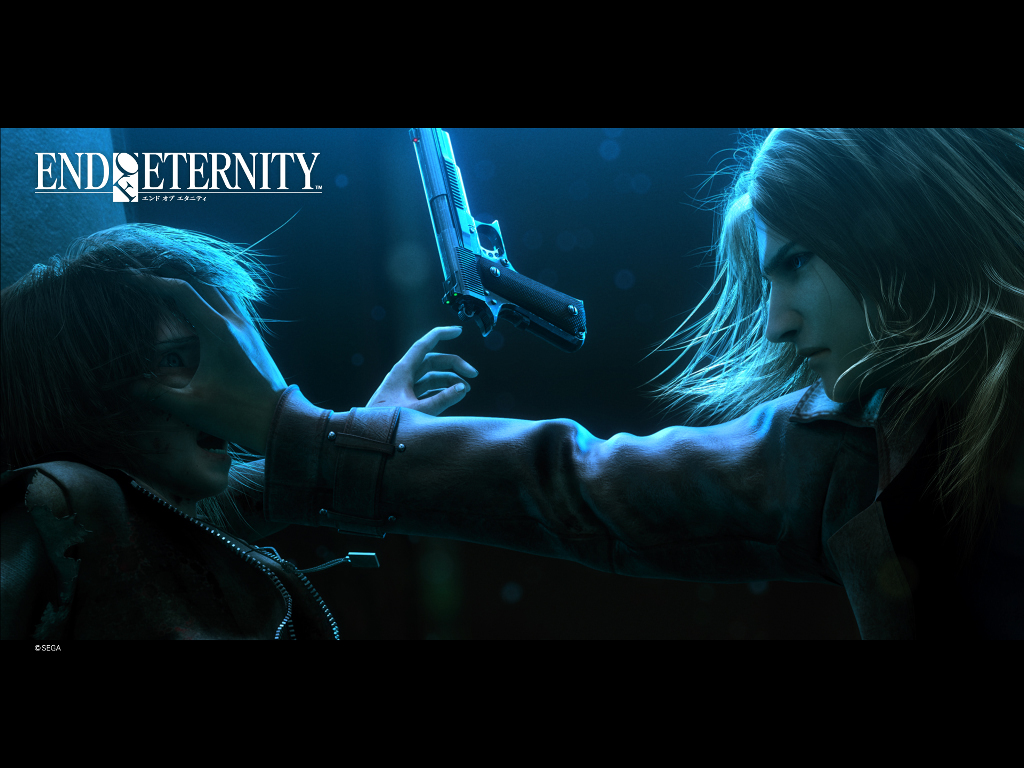Games Wallpaper: Ressonance of Fate (End of Eternity)