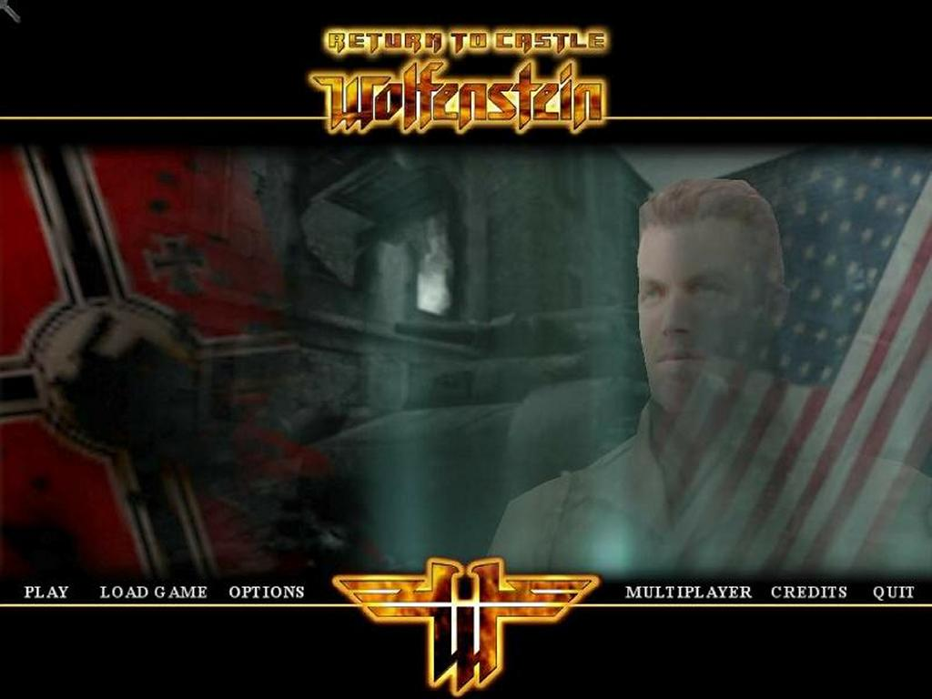 Games Wallpaper: Return to Castle Wolfenstein - Intro