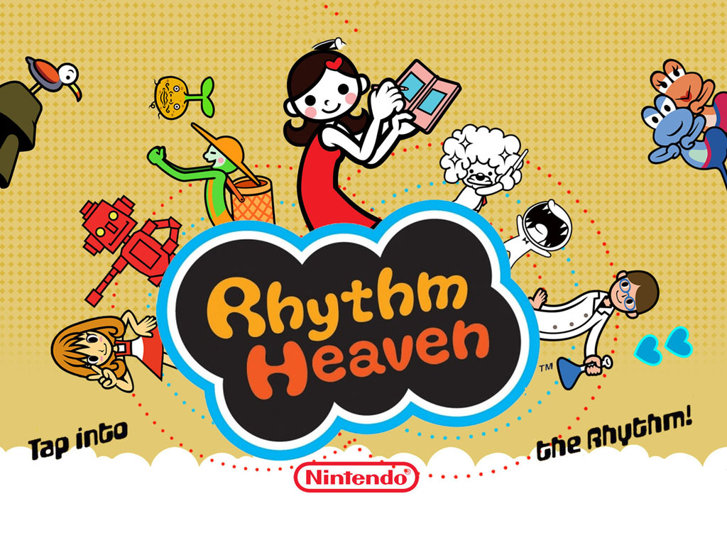 Games Wallpaper: Rhythm Heaven