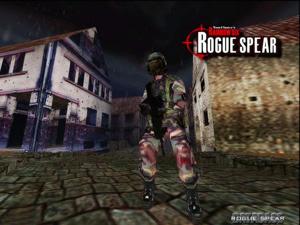 Games Wallpaper: Rogue Spear