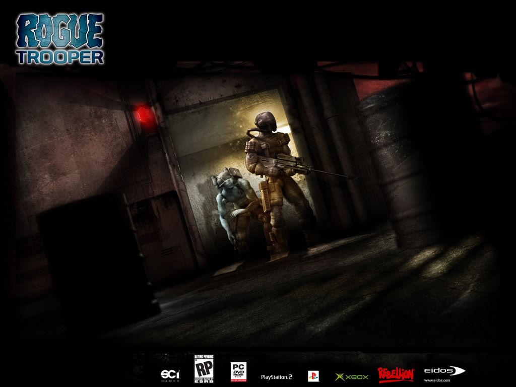 Games Wallpaper: Rogue Trooper
