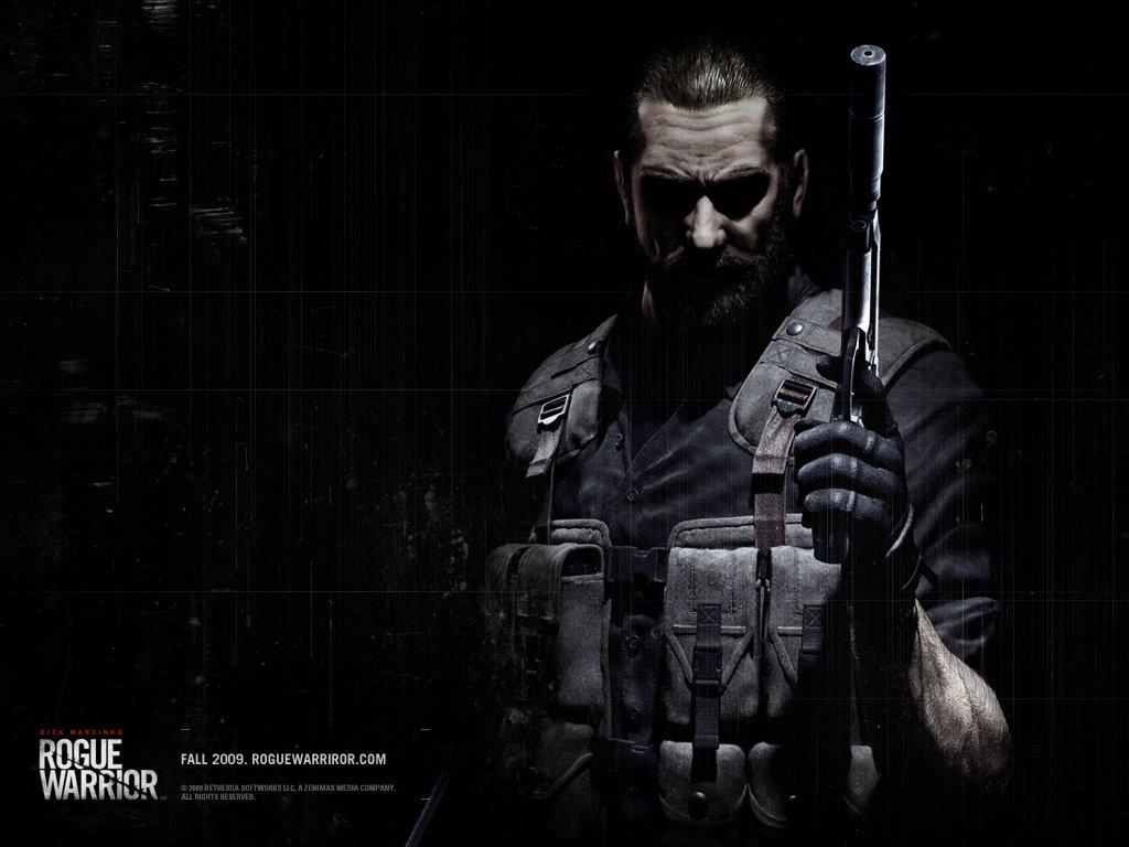 Games Wallpaper: Rogue Warrior