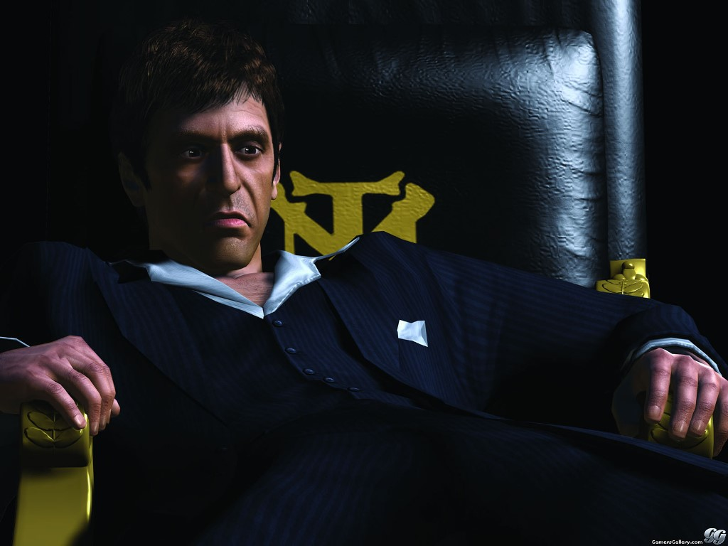 Games Wallpaper: Scarface