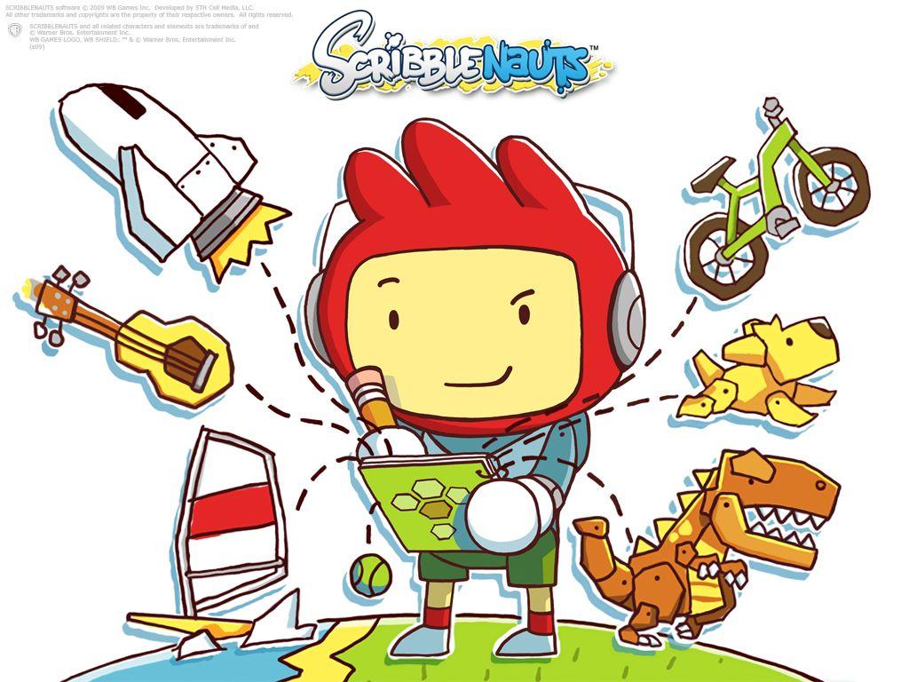Games Wallpaper: Scribblenauts