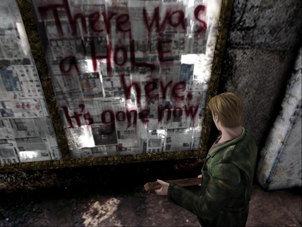 Games Wallpaper: Silent Hill 2