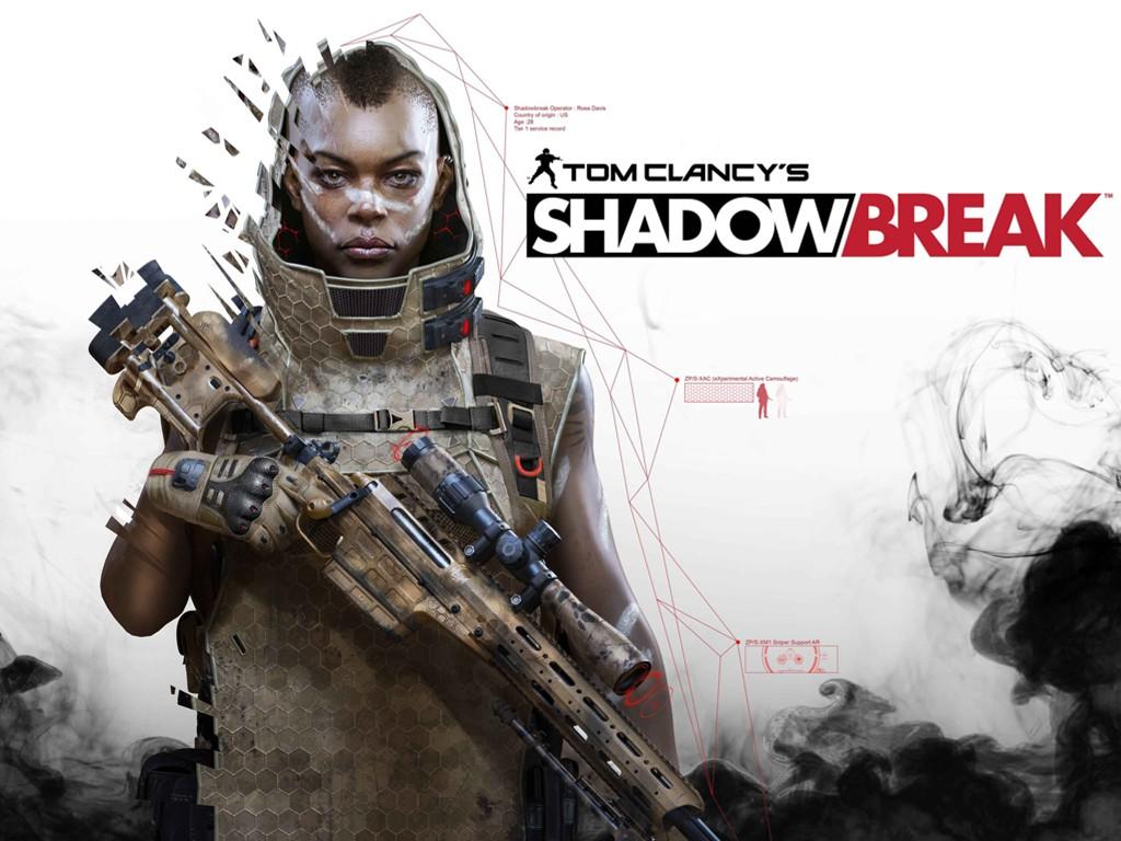 Games Wallpaper: Tom Clancy's ShadowBreak