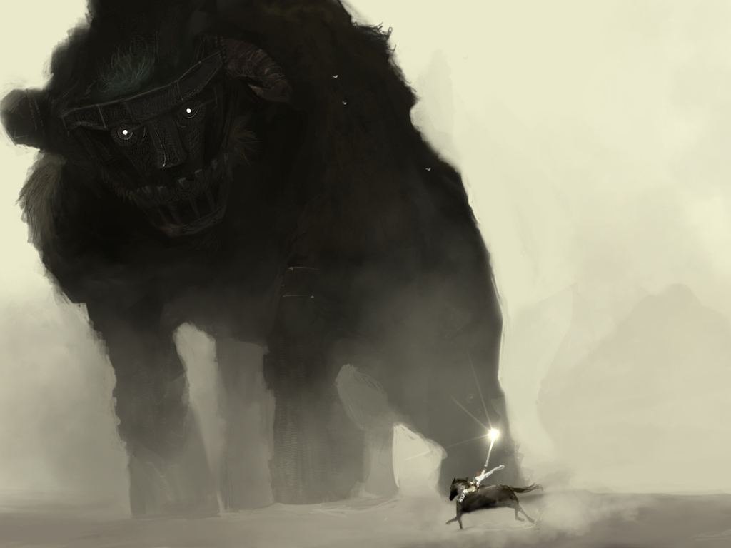 Games Wallpaper: Shadow of the Colossus