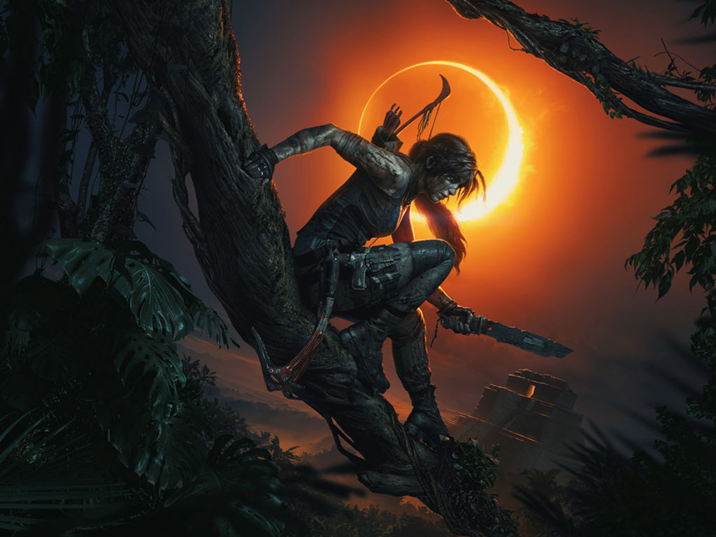 Games Wallpaper: Shadow of the Tomb Raider