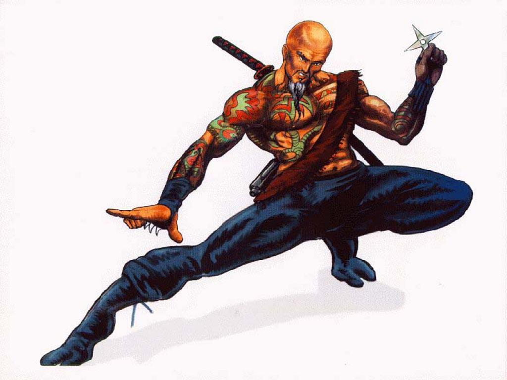 Games Wallpaper: Shadow Warrior - Lo Wang