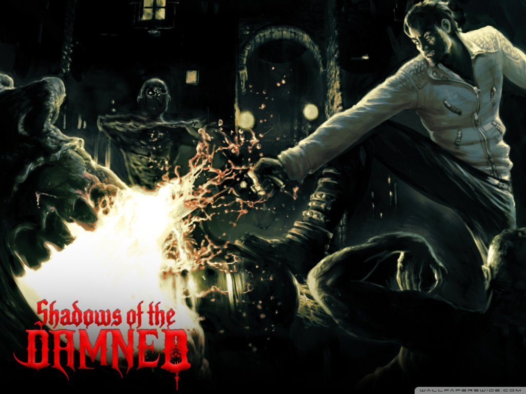 Games Wallpaper: Shadows of the Damned
