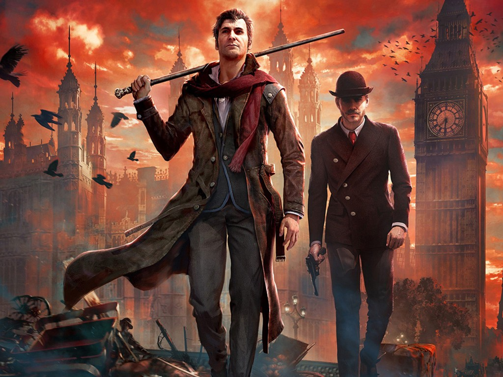 Games Wallpaper: Sherlock Holmes - The Devil's Daughter