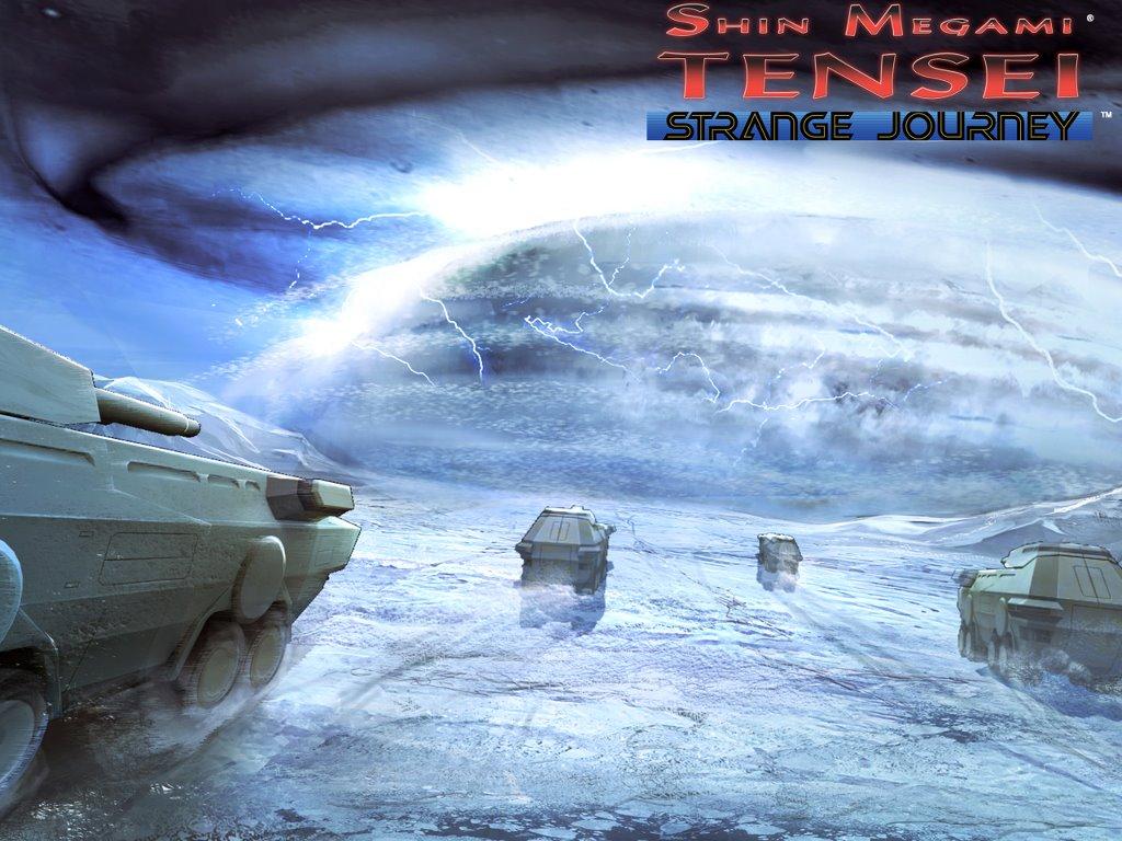 Games Wallpaper: Shin Megami Tensei - Strange Journey
