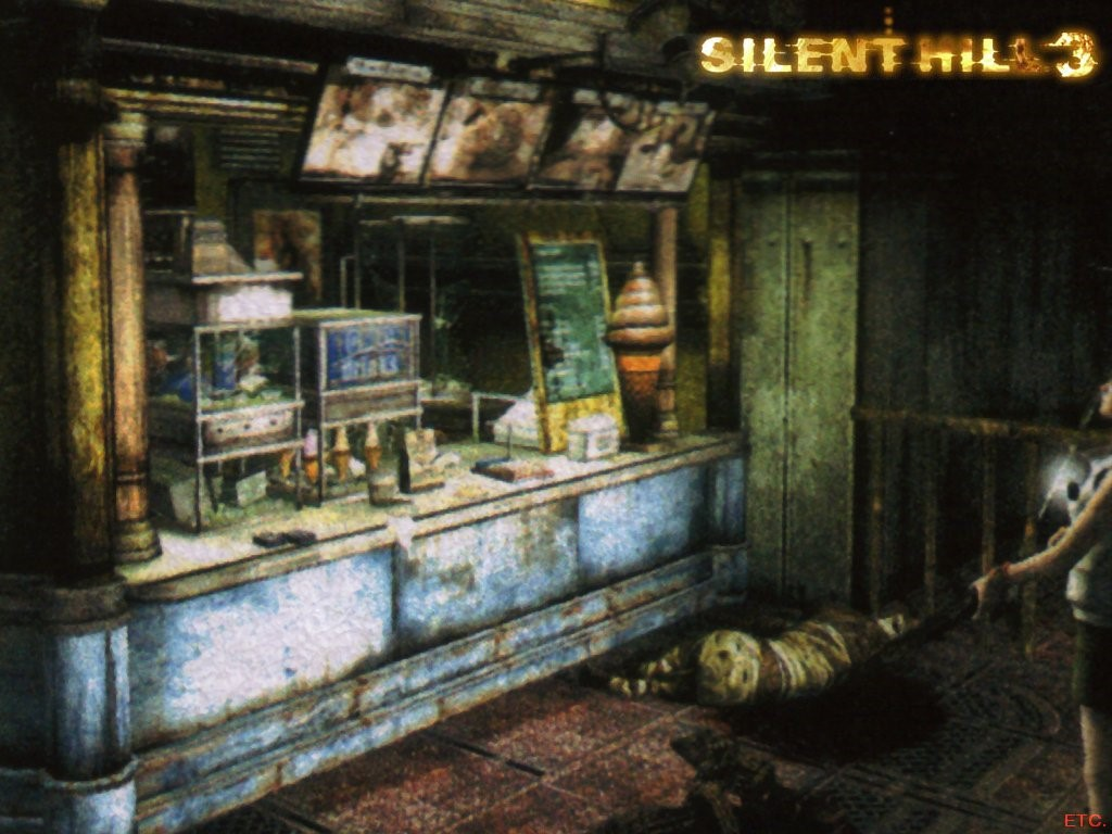 Games Wallpaper: Silent Hill 3
