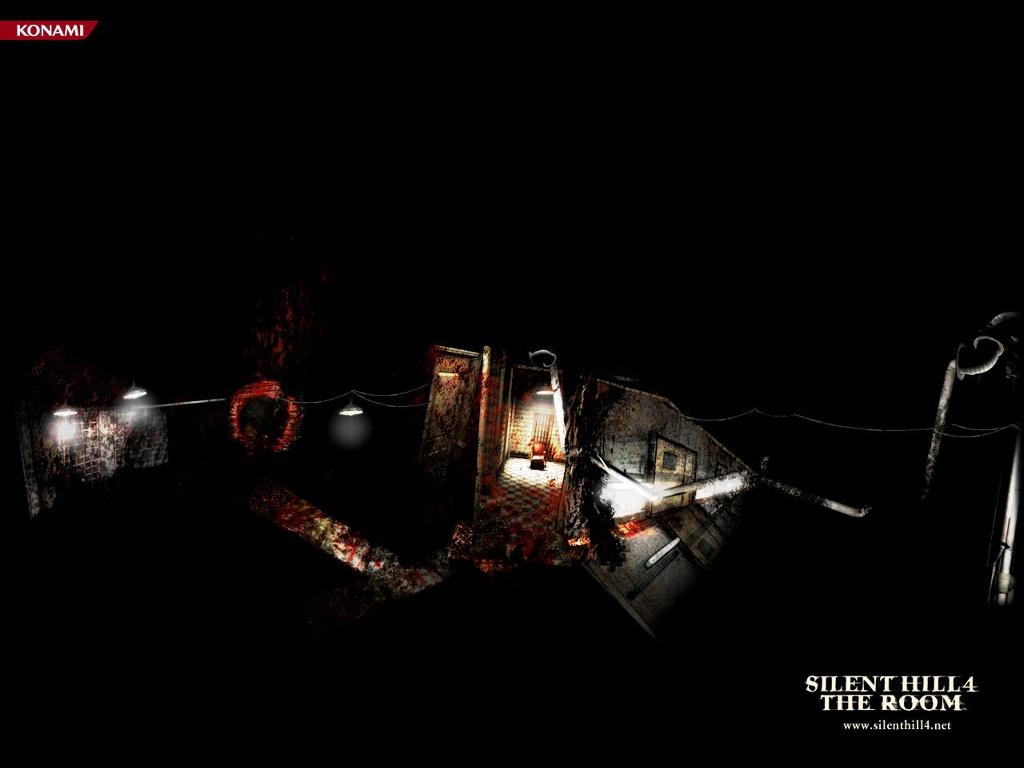 Games Wallpaper: Silent Hill 4