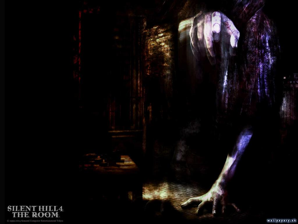 Games Wallpaper: Silent Hill 4 - the Room
