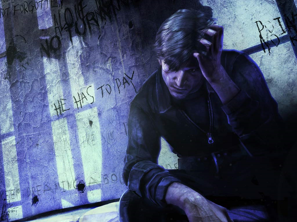 Games Wallpaper: Silent Hill - Downpour