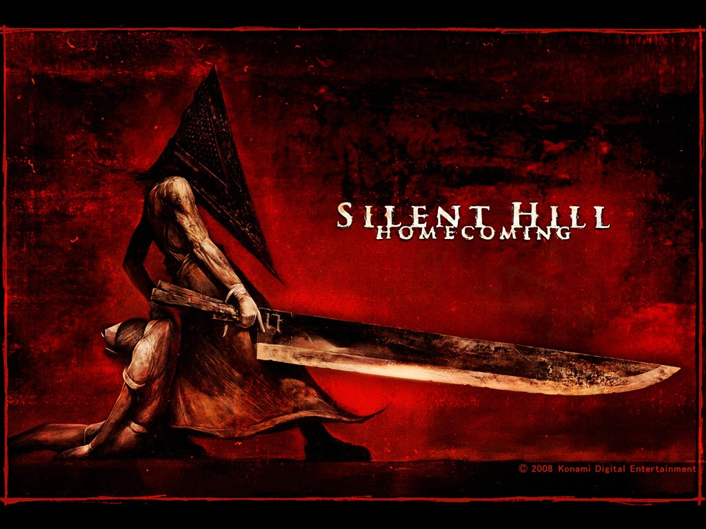 Games Wallpaper: Silent Hill - Homecoming