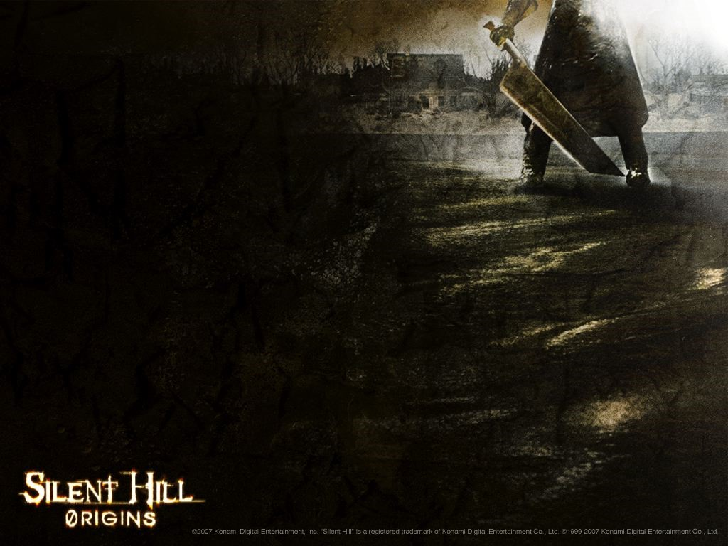 Games Wallpaper: Silent Hill Origins