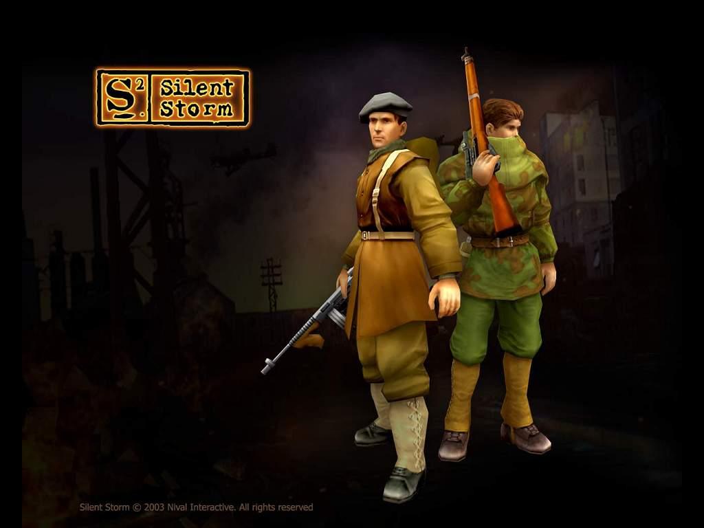 Games Wallpaper: Silent Storm