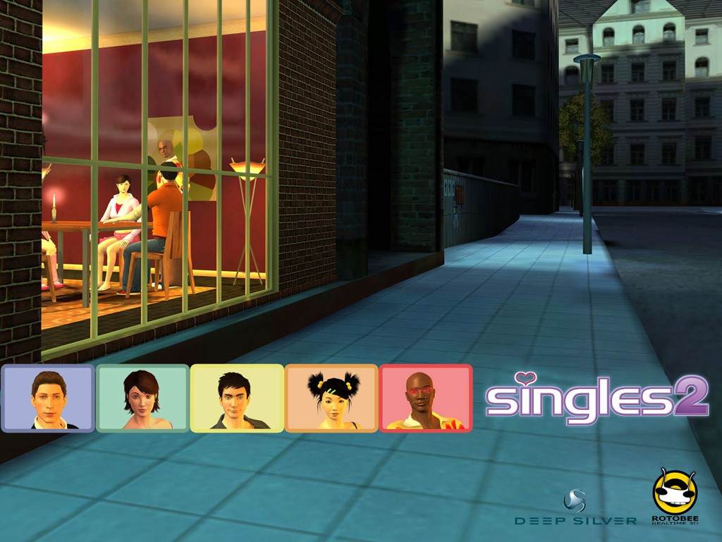 Games Wallpaper: Singles 2