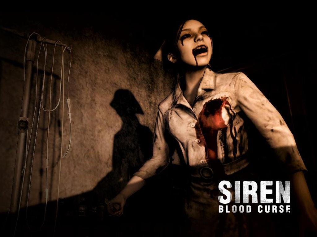 Games Wallpaper: Siren - Blood Curse