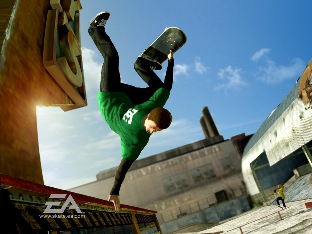 Games Wallpaper: Skate 2