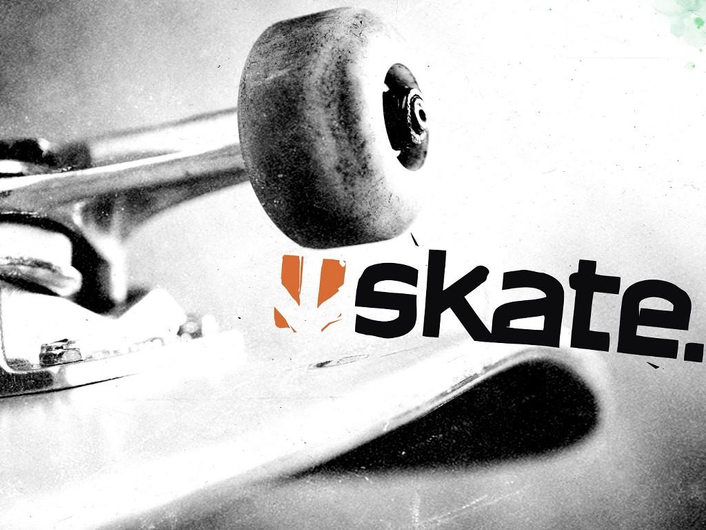 Games Wallpaper: Skate