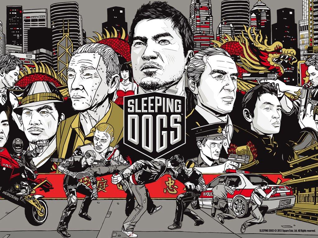 Games Wallpaper: Sleeping Dogs