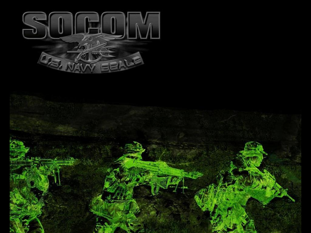 Games Wallpaper: SOCOM