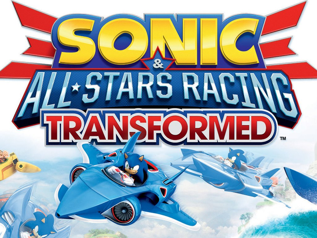 Games Wallpaper: Sonic & All-Stars Racing Transformed
