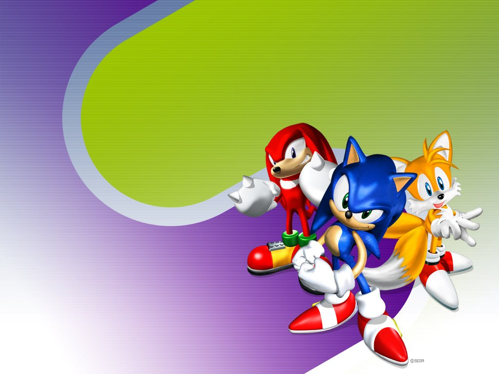 Games Wallpaper: Sonic
