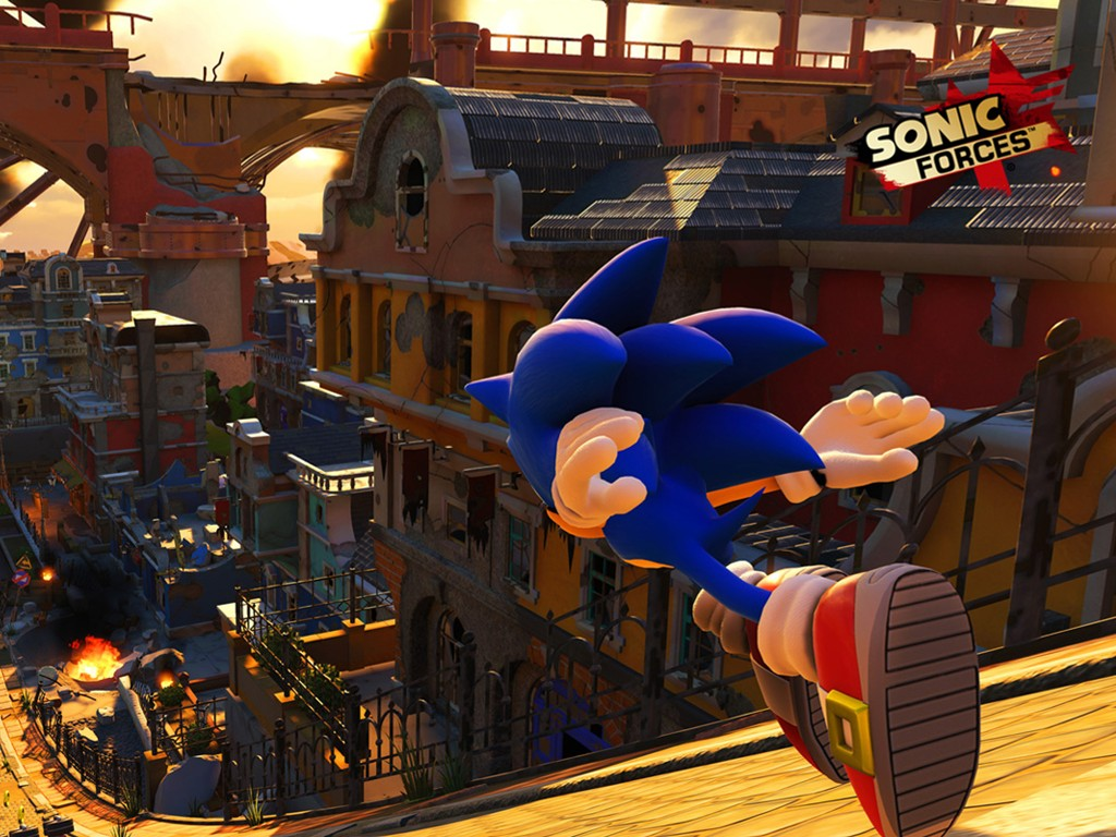 Games Wallpaper: Sonic Forces