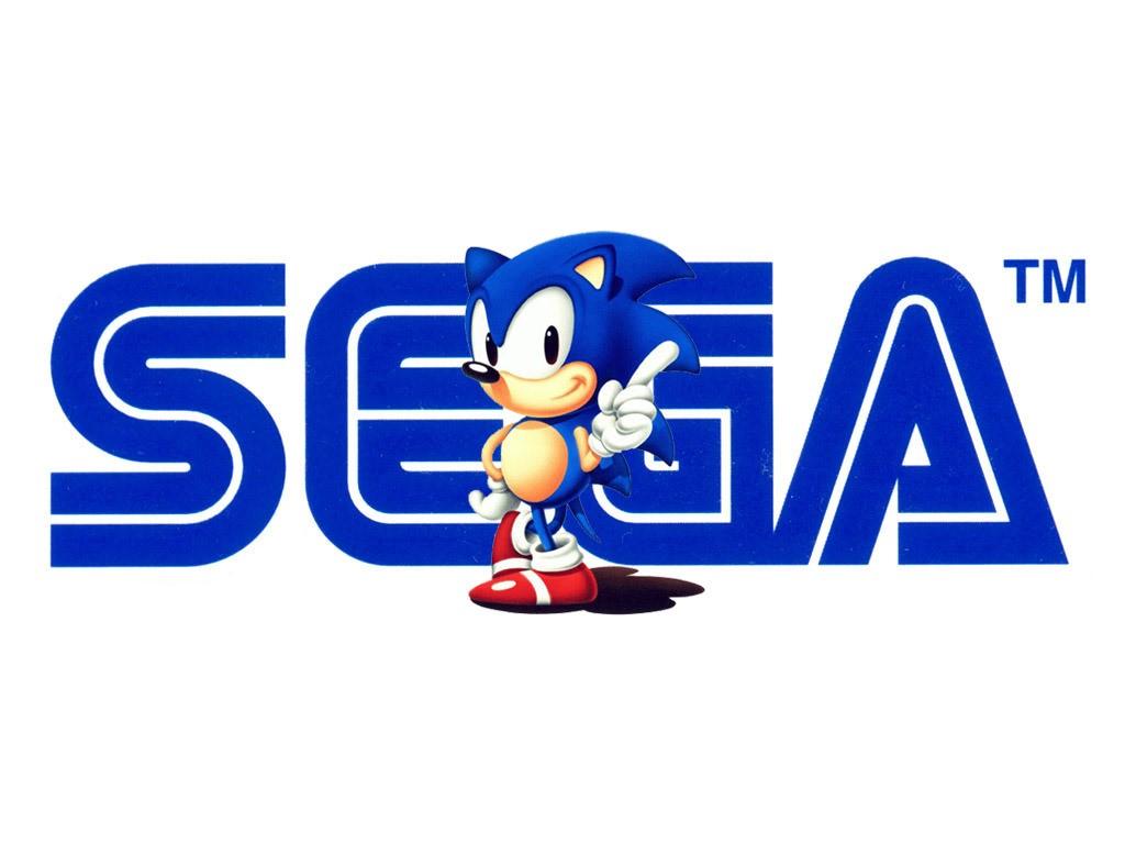 Games Wallpaper: Sonic - Sega